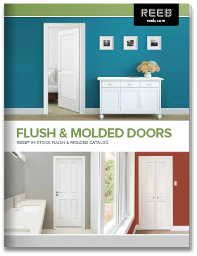 Flush U0026 Molded. View Online · Reeb Contemporary Doors Catalog Pictures