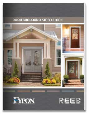 Reeb Fypon Surround Kits Catalog : reeb door - pezcame.com