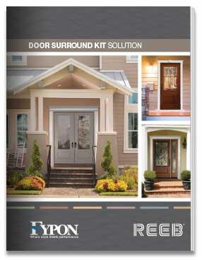 Reeb Fypon Surround Kits Catalog