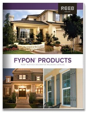 Reeb Fypon Catalog