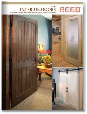 Reeb Interior Doors Catalog