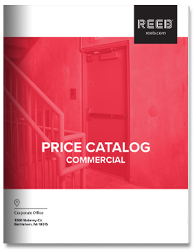 Reeb Commercial and Light Commercial Product Catalog
