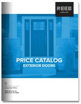 Reeb Exterior Door Product Catalog