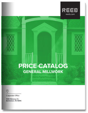 Reeb General Millwork Product Catalog