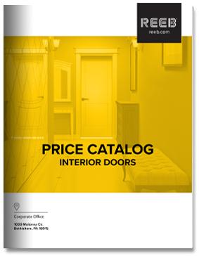 Reeb Interior Doors Product Catalog