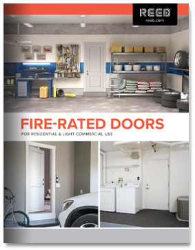 Reeb Residential Fire Doors Catalog