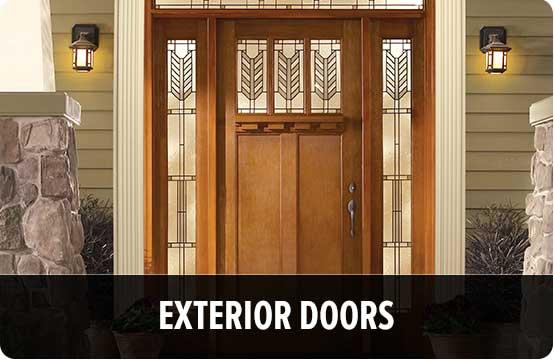 Reeb exterior doors interior doors storm doors patio doors columns and hardware for Reeb fiberglass exterior doors
