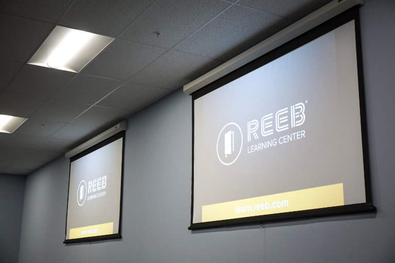 Reeb Learning Center Presentation