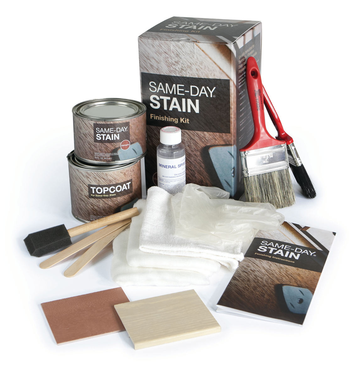 Therma-Tru Same Day Stain Kit