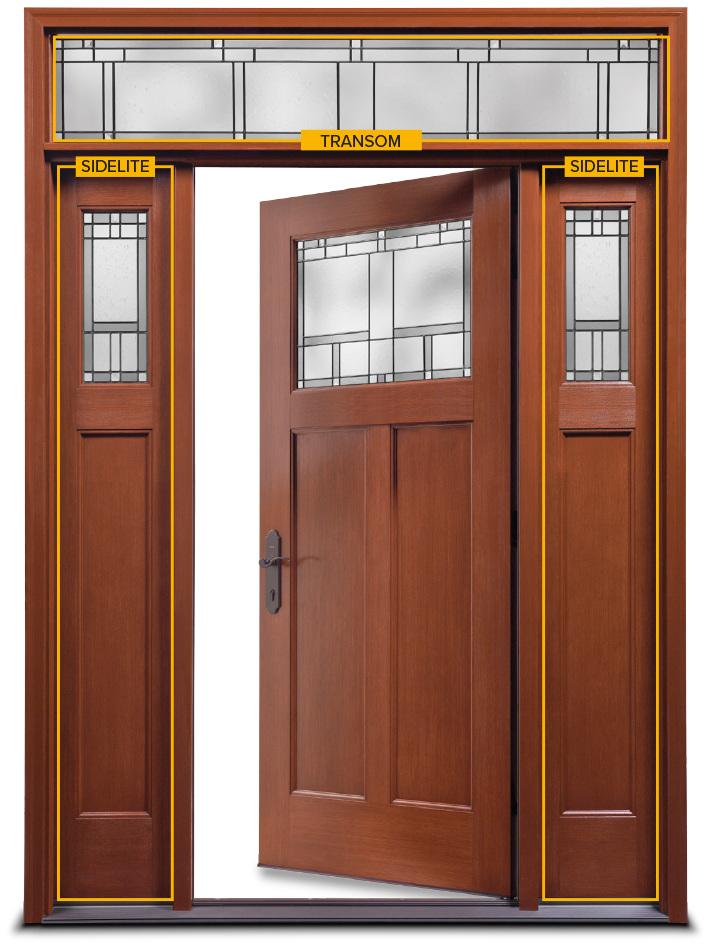 Exterior Door Components