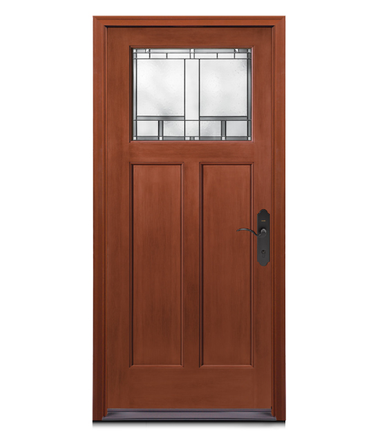 Single Exterior Door Unit