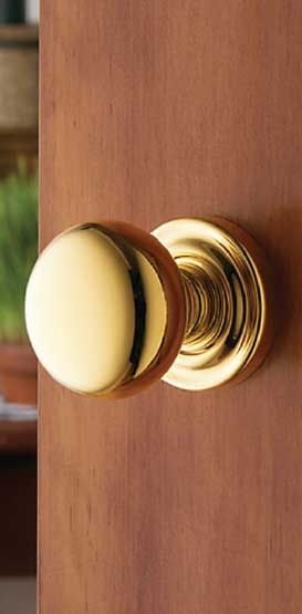 Door Knob Closure
