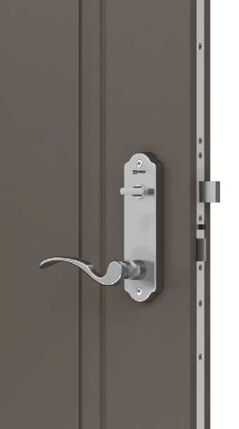 Multi-Point Door Lock