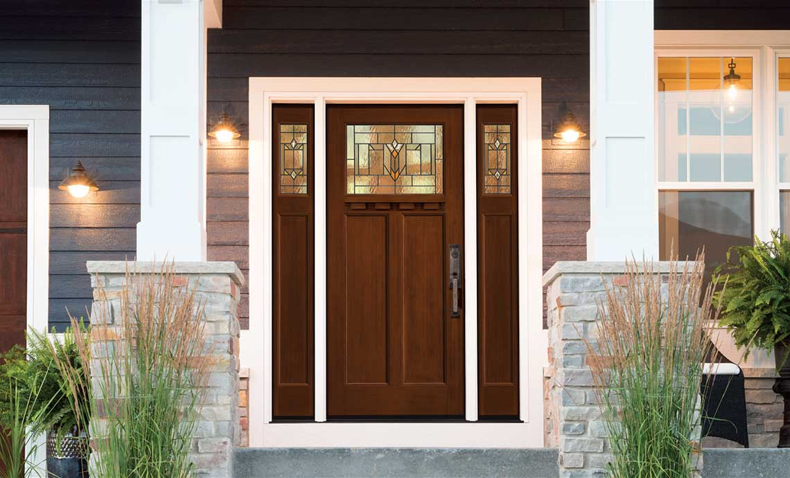 The Anatomy Of An Exterior Door Reeb Learning Center