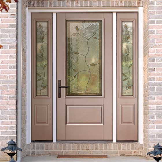 Fixed Sidelite Door System