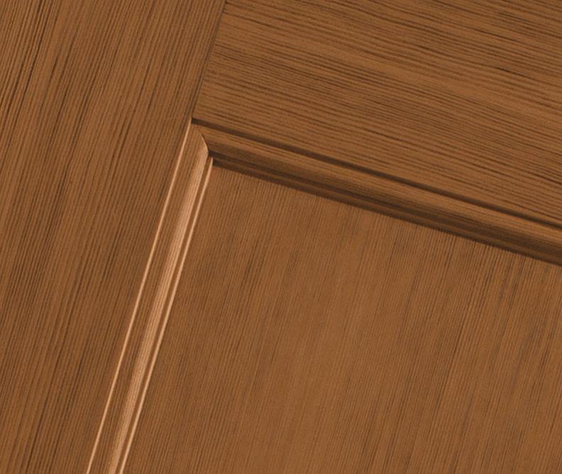 Fiberglass Door Detail