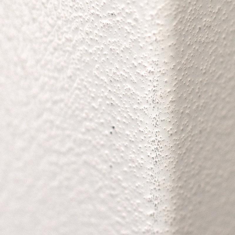 Aluminum Clad Texture Detail
