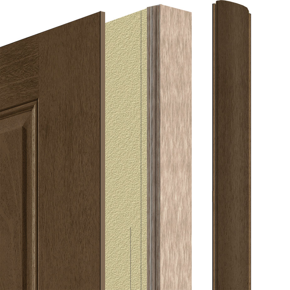 Therma-Tru Fiber-Classic Tru-Guard Composite Door Edge.