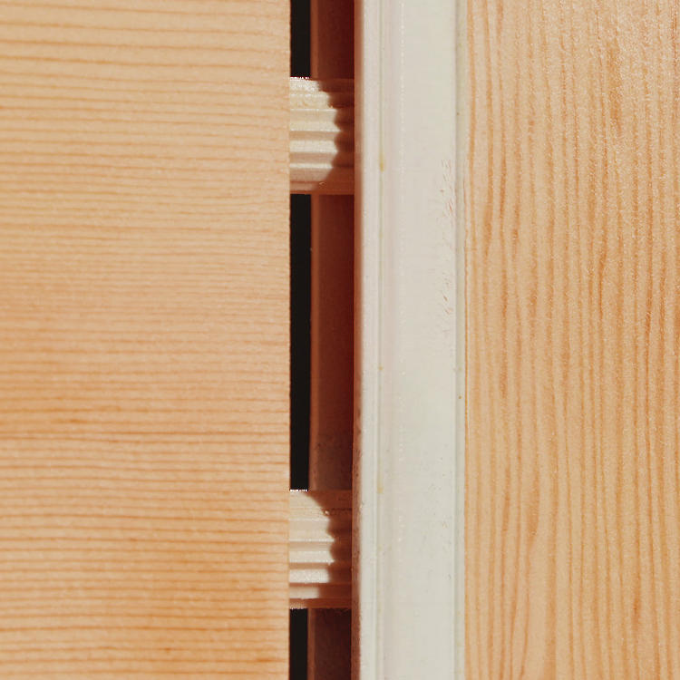 Simpson Performance Series Dowel Door Pin Joinery.