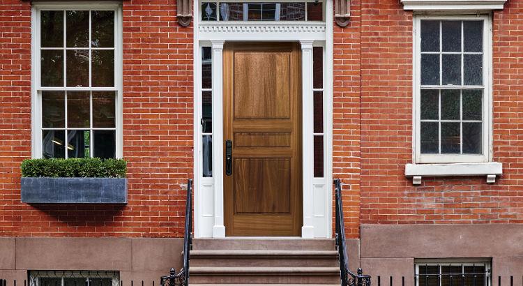 Simspon Metropolitan Front Door.