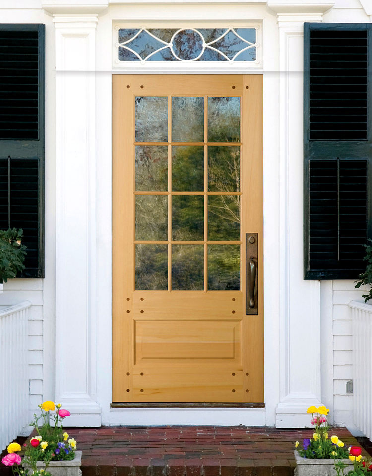 Simpson Nantucket Front Door.