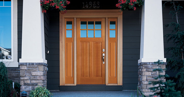 Simpson Performance Series Front Door.