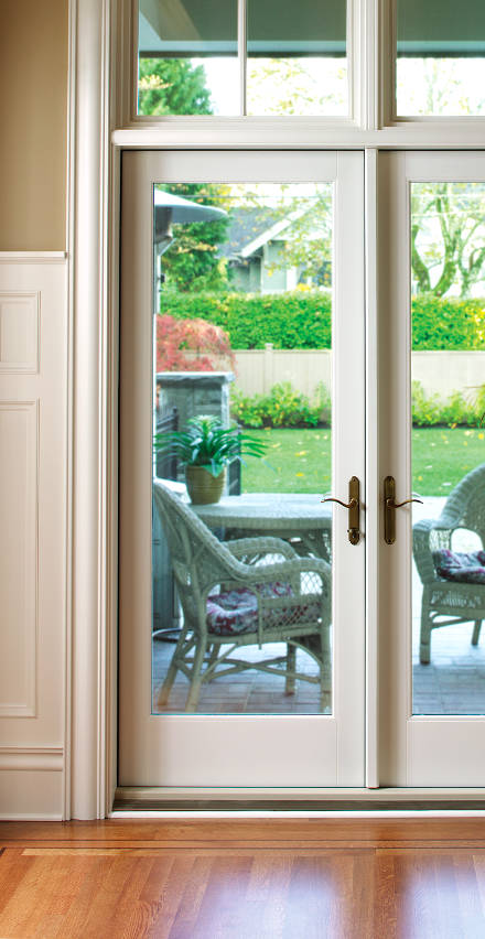 Simpson WaterBarrier Wood Front Door.