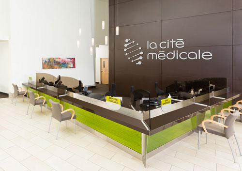 La Cité Médicale de Sainte-Foy