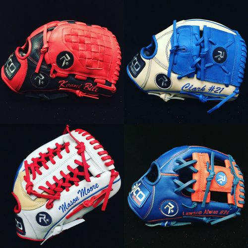 Rico Custom Glove Star