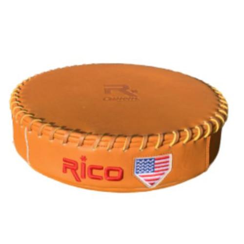 Pounding Pad 100 % Steer Hide USA home plate