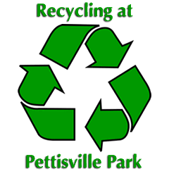 Recycling at Pettisville Park