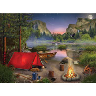 Wilderness Trip 1000 Piece Jigsaw Puzzle