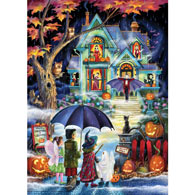 Fright Night 1000 Piece Jigsaw Puzzle