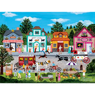 Happy Go Lucky 300 Large Piece Jigsaw Puzzle