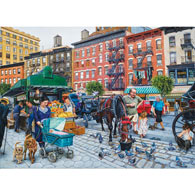 The Streets of New York 1000 Piece Jigsaw Puzzle