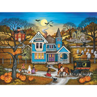 Spooked 300 Large Piece Jigsaw Puzzle