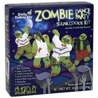 Zombie Dance Party Cookie Kit