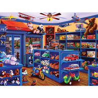 Mary Lee's Toy Store 750 Piece Jigsaw Puzzle