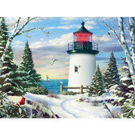 Sailing On By 300 Large Piece Jigsaw Puzzle