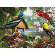 Dinner Time 550 Piece Jigsaw Puzzle
