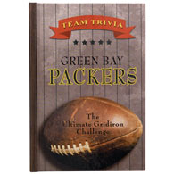 Team Trivia Books - Packers
