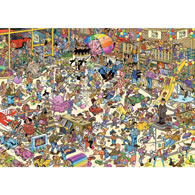 The Toy Shop 2000 Piece Jigsaw Puzzle