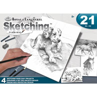 Sketching Made Easy