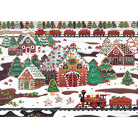 Gingerbread House 500 Piece Jigsaw Puzzle
