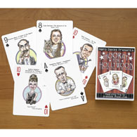 Hooray for Hollywood Playing Cards
