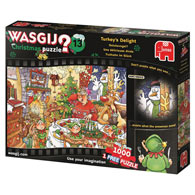 Turkey's Delight Wasgij Multipack Set