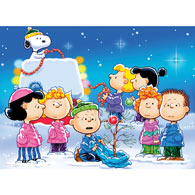 Festive Fun 100 Large Piece Jigsaw Puzzle