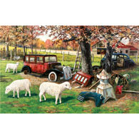 Out to Pasture 550 Piece Jigsaw Puzzle