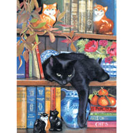 On the Shelf 1000 Piece Jigsaw Puzzle