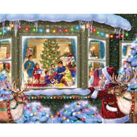 Gift Giving 1000 Piece Jigsaw Puzzle